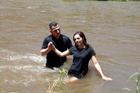Baptisms June 11, 2016  The Potter's House