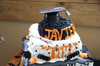 Javier Suazo Graduation Party