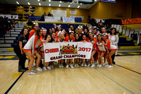 Taos Cheerleaders: Demon Throwdown January 21, 2017